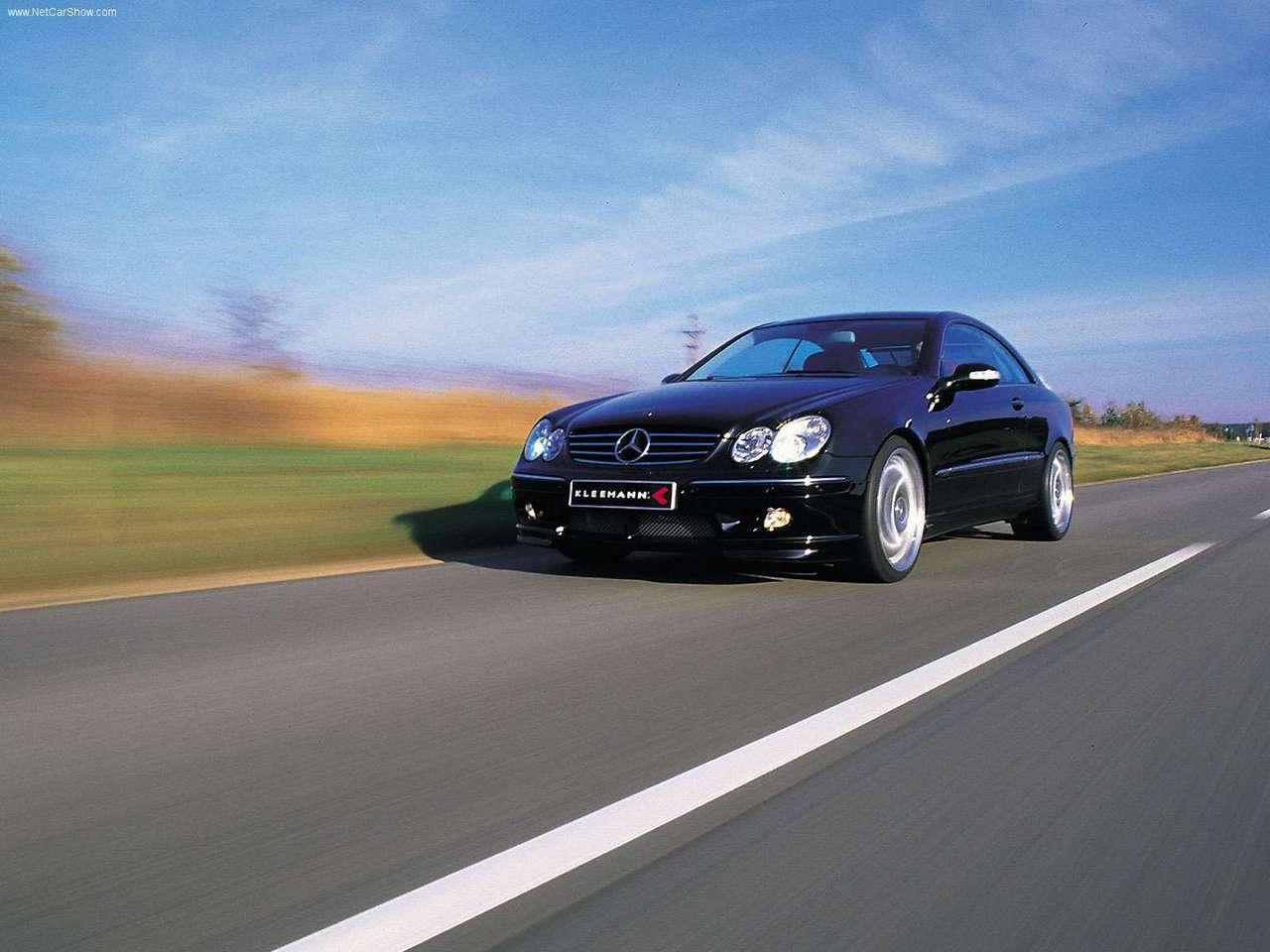 [Photos] Les CLK spéciaux Kleemann-Mercedes-Benz_CLK_50K_2004_1280x960_wallpaper_02