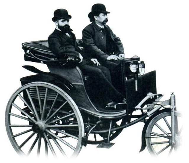 Karl Benz Karl_Benz&Max_Rose