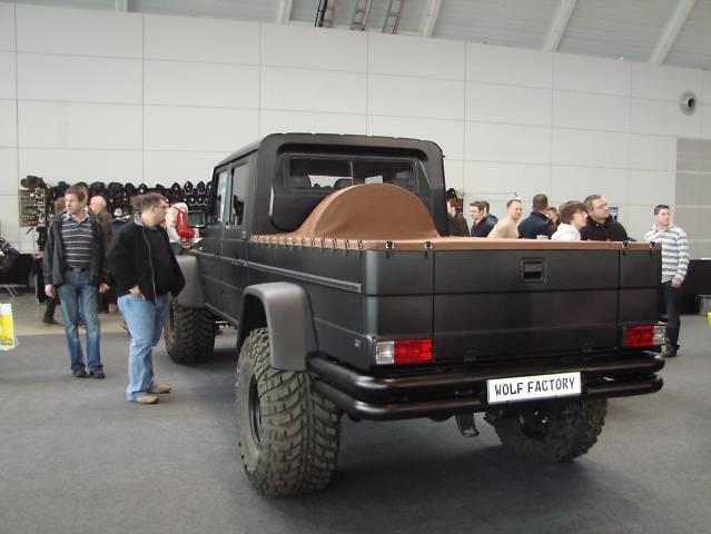Le Classe G 500 Pick-Up Full-Size par Wolf Factory (W463) W463_g_wf-03