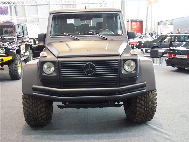 Le Classe G 500 Pick-Up Full-Size par Wolf Factory (W463) W463_g_wf-04