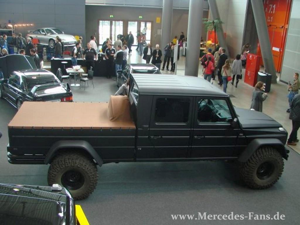 Le Classe G 500 Pick-Up Full-Size par Wolf Factory (W463) W463_g_wf-09
