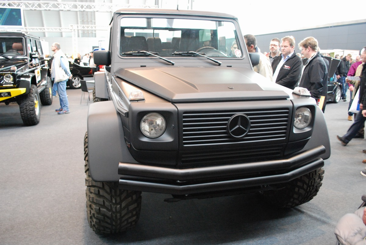 Le Classe G 500 Pick-Up Full-Size par Wolf Factory (W463) W463_g_wf-10