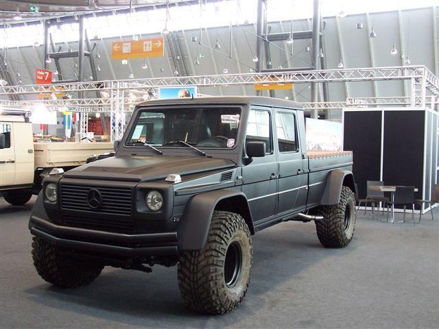 Le Classe G 500 Pick-Up Full-Size par Wolf Factory (W463) W463_g_wf-11