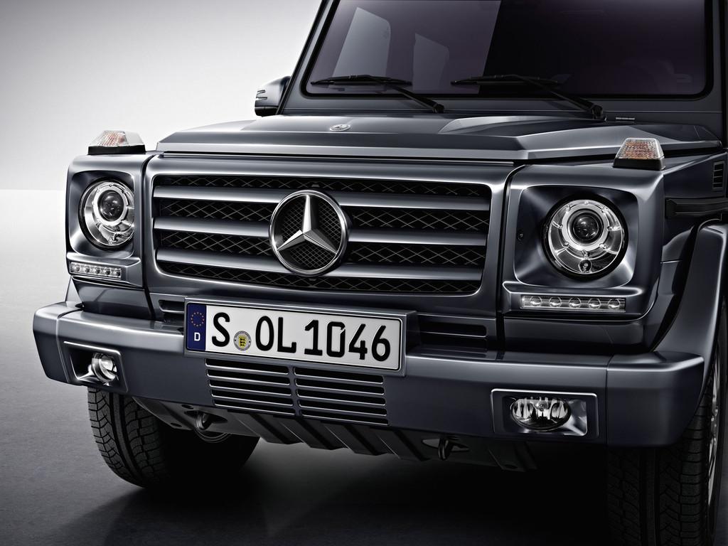 Mercedes Classe G63 & G65 2012 -  W463-2012