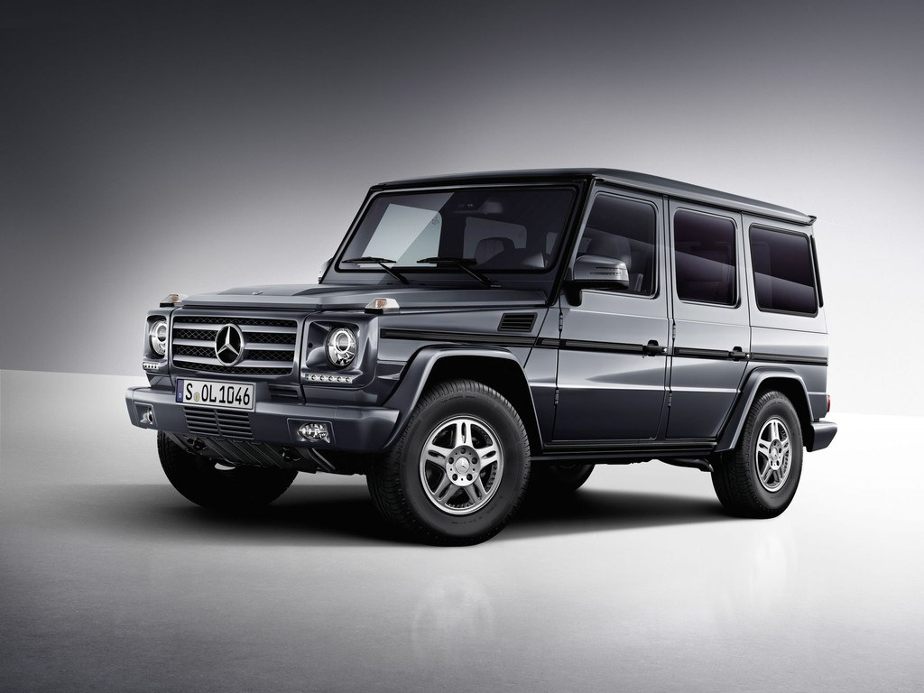 Mercedes Classe G63 & G65 2012 -  W463-2012_01