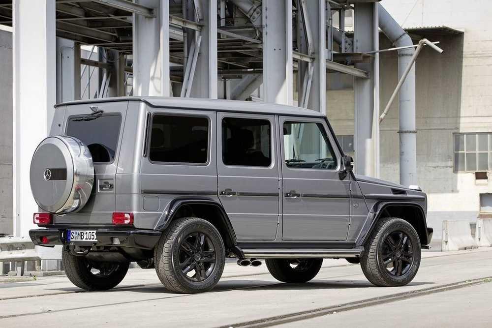Mercedes Benz Classe G : Edition finale.... ou pas.... Mercedes-g-class-edition-select-4