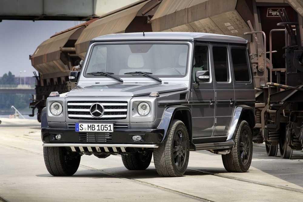 Mercedes Benz Classe G : Edition finale.... ou pas.... Mercedes-g-class-edition-select-5