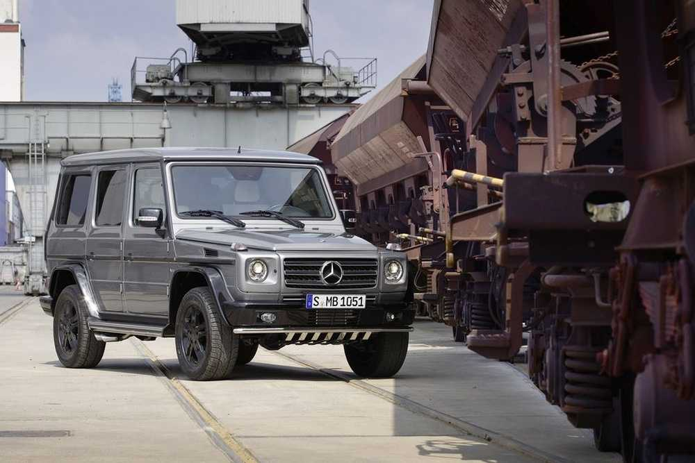 Mercedes Benz Classe G : Edition finale.... ou pas.... Mercedes-g-class-edition-select-6