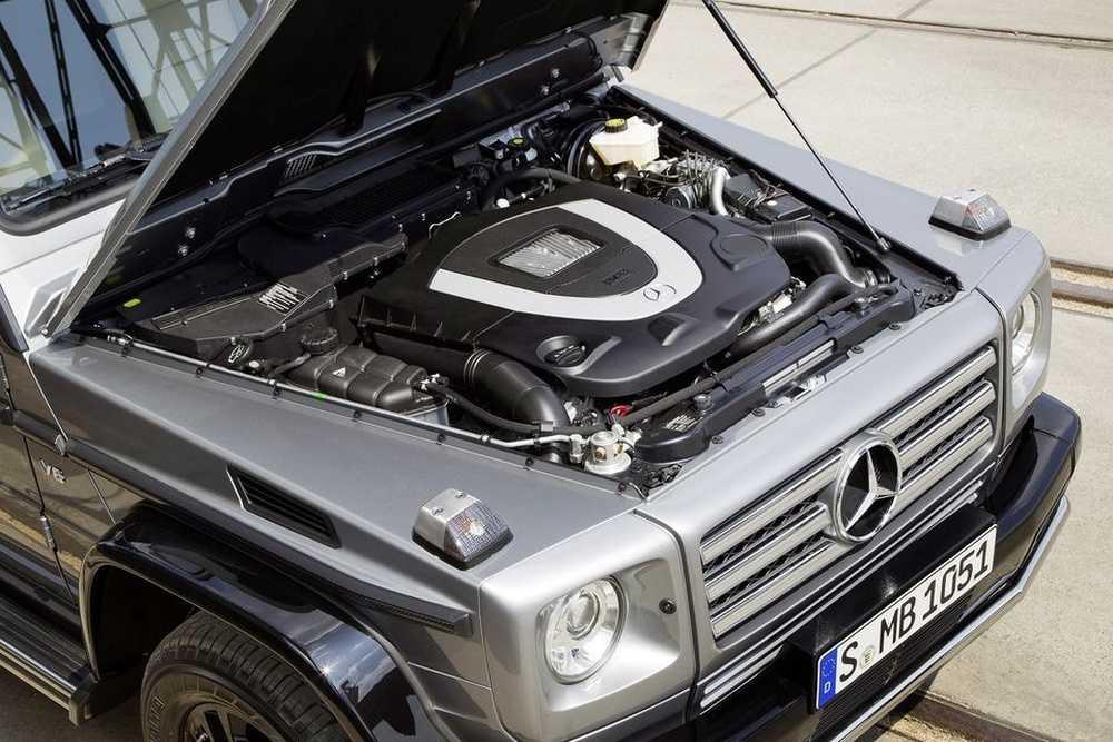 Mercedes Benz Classe G : Edition finale.... ou pas.... Mercedes-g-class-edition-select-8