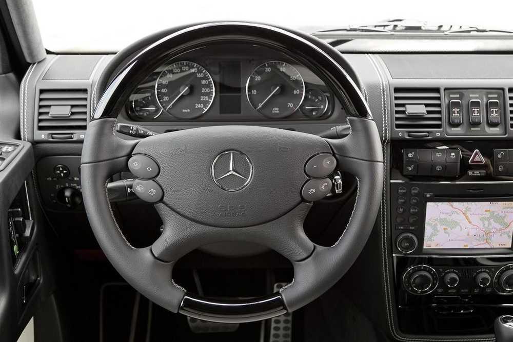 Mercedes Benz Classe G : Edition finale.... ou pas.... Mercedes-g-class-edition-select-interior-1