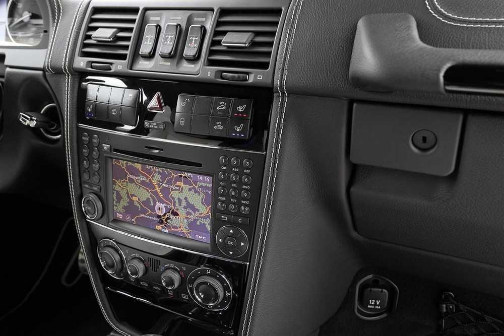 Mercedes Benz Classe G : Edition finale.... ou pas.... Mercedes-g-class-edition-select-interior-2
