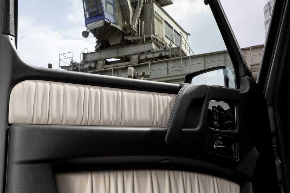 Mercedes Benz Classe G : Edition finale.... ou pas.... Mercedes-g-class-edition-select-interior-3