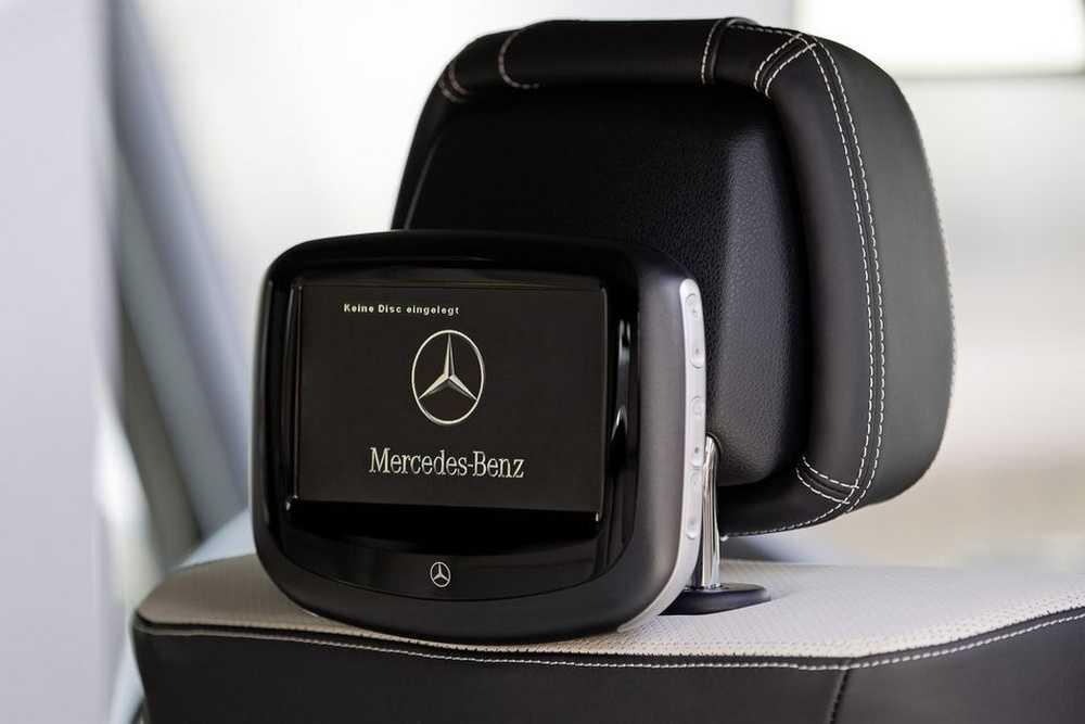 Mercedes Benz Classe G : Edition finale.... ou pas.... Mercedes-g-class-edition-select-interior-4